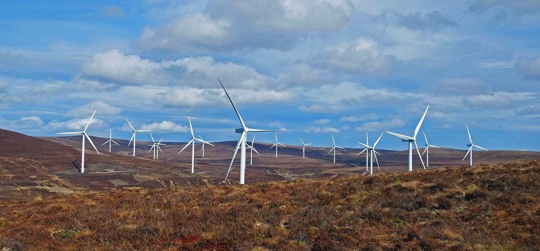 An HVDC wind farm